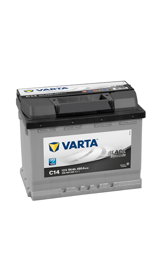 Varta Black Dynamic 027