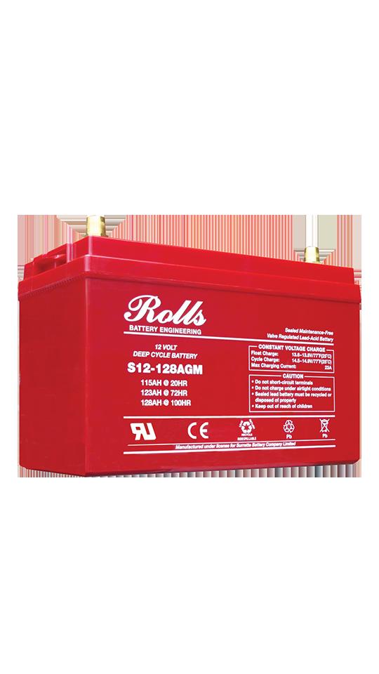 Rolls S Series S12-128 AGM