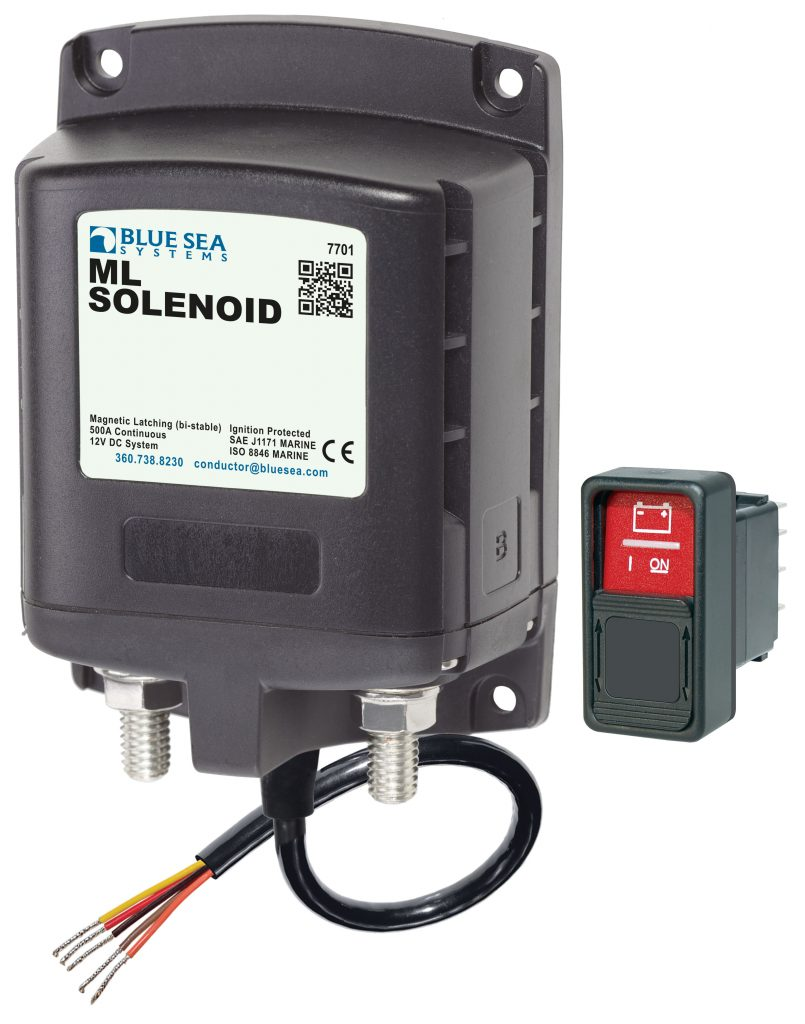 Solenoid-ML