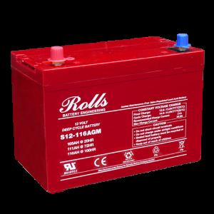 Rolls Series 5 S12-116 AGM