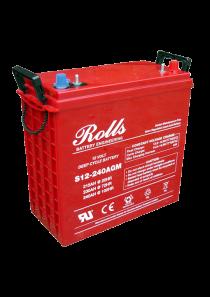 Rolls S Series S12-240 AGM