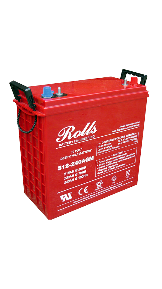 Rolls Series 5 S12-240 AGM