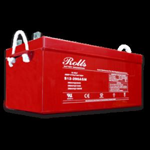 Rolls Series 5 S12-290 AGM