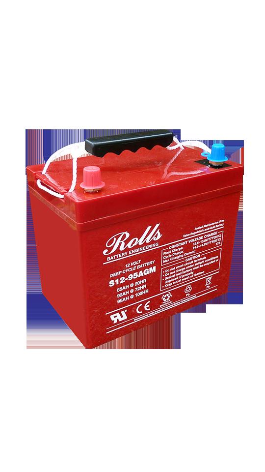 Rolls Series 5 S12-95 AGM