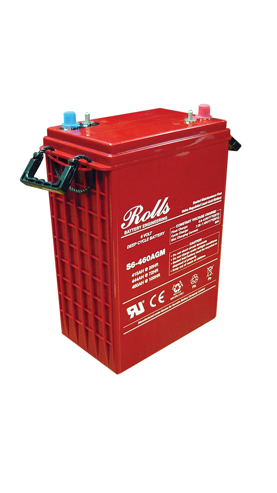 Rolls Series 5 S6-460 AGM