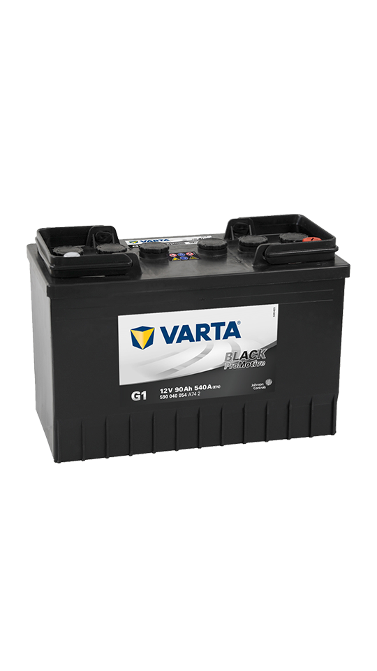 Varta 643 Black Promotive - G1