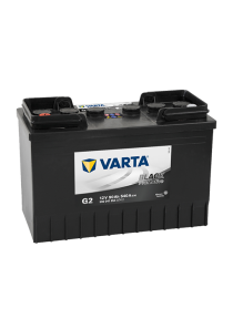Varta 644 Black Promotive – G2