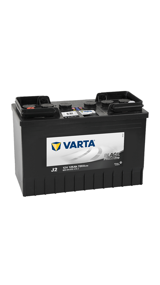 Varta 648 Black Promotive - J2