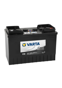 Varta 665 Black Promotive – I18