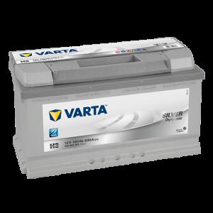 Varta Silver Dynamic 019