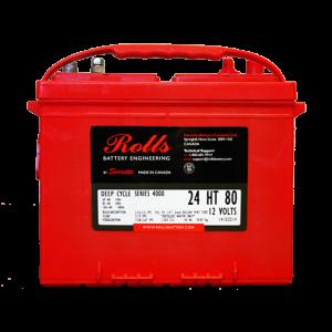 Rolls Series 4000 24HT80