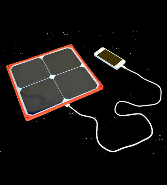 Solbian Energy Flyer-4 Solar Charger