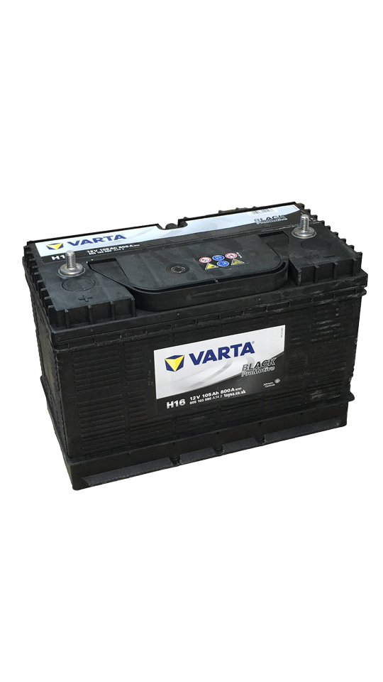 Varta 60503 Black Promotive