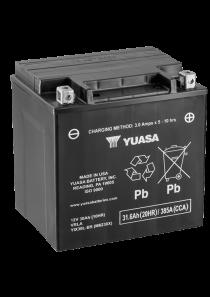 Yuasa YIX30L-BS