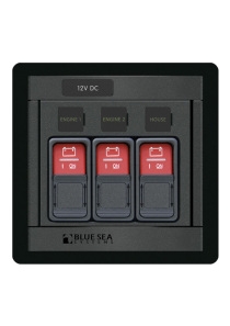 BLUE SEA Remote Control Panel 1148