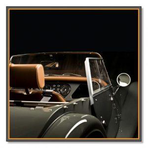 Classic Car Hard Rubber