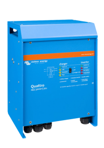 Victron Quattro 3kVA Inverter/Chargers