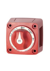 BLUE SEA M-Series Battery Switch 6010