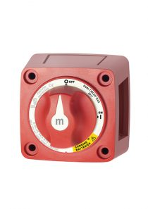 BLUE SEA M-Series Battery Switch 6011