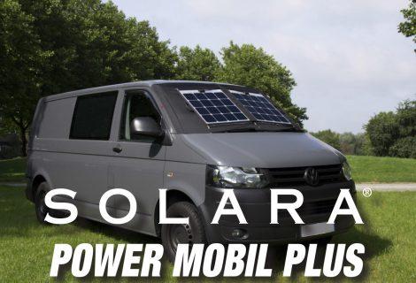 NEW Solara Power Mobil Plus
