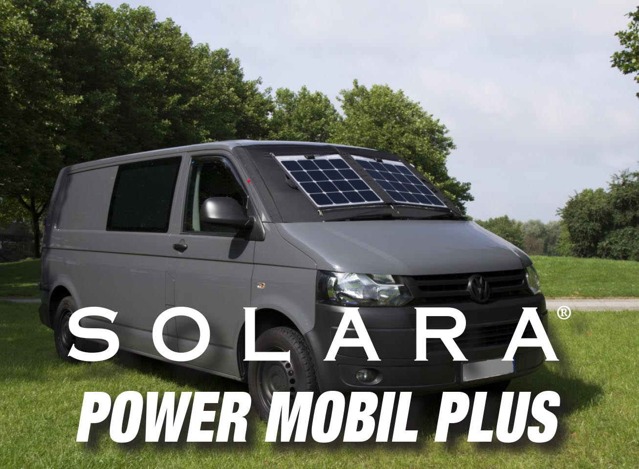 NEW Solara Power Mobil Plus