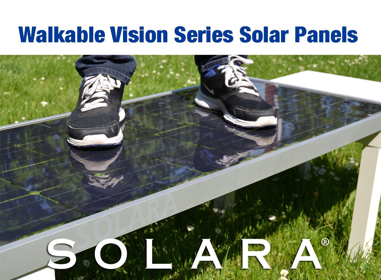 Solara Vision Series Panels