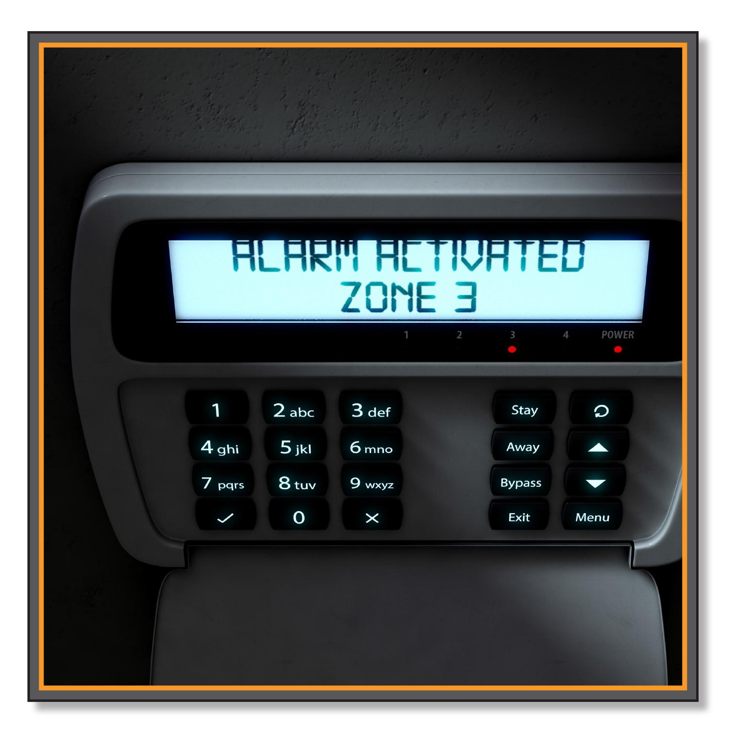 Alarm UPS & Industrial
