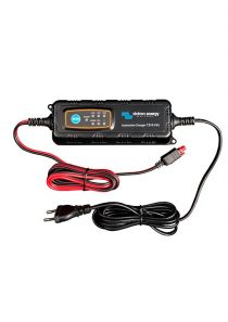 Victron Automotive IP65 Battery Charger 12V/4A – 12V/0,8A