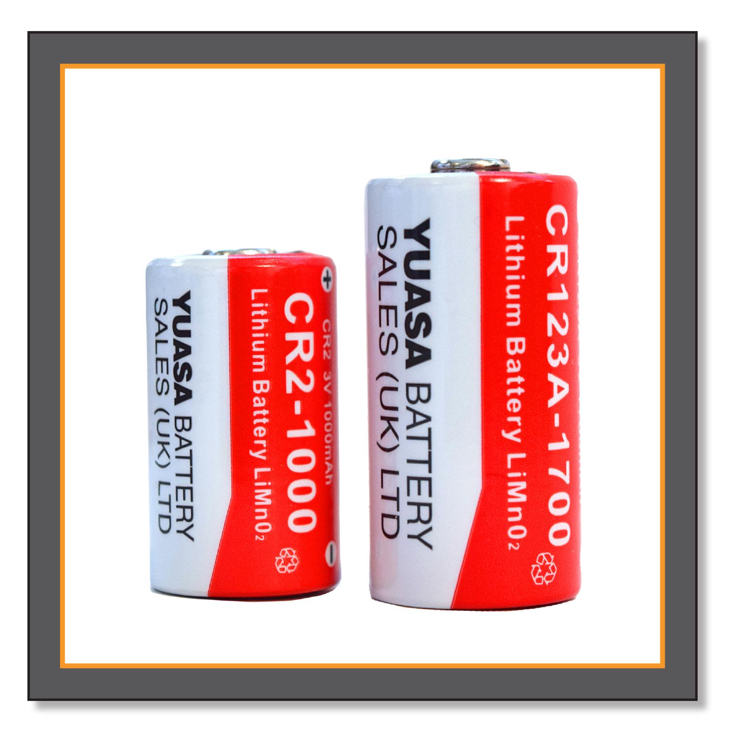 Non-rechargable Lithium