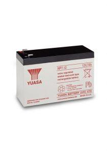 Yuasa Sealed AGM NP7-12