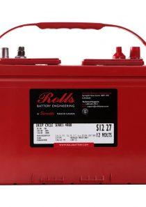 Rolls S12 27 – 12V Series 4000 Battery
