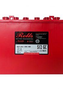 Rolls S12 GC – 12V Series 4000 Battery