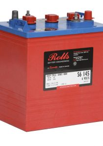 Rolls S6 145 – 6V Series 4000 Battery