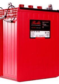 Rolls S6 L16 – 6V Series 4000 Battery