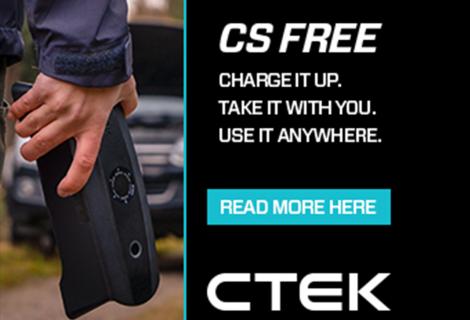 NEW CTEK CS FREE