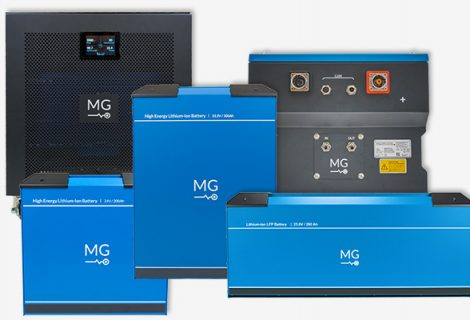 MG ENERGY BATTERIES FOR MARINE, INDUSTRIAL, SOLAR AND AUTOMOTIVE