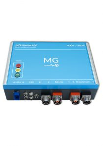 MG Master HV – Battery Management Controller HV 800V – 500